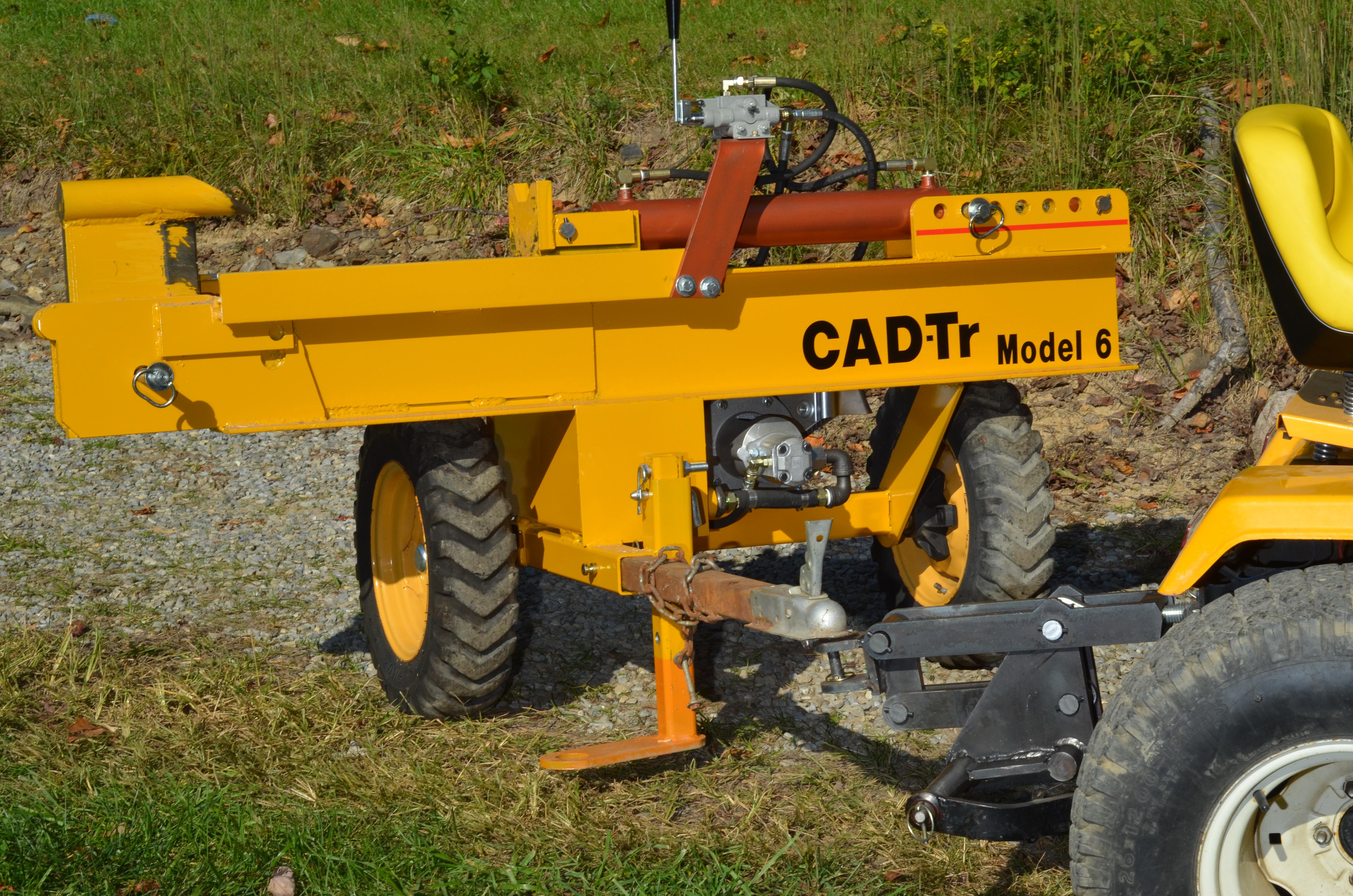 CAD Tr Model 6